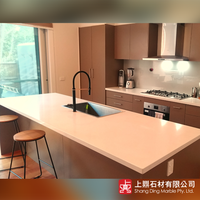 Granite quartz stone kitchen countertop vanity top made in taiwan no tax no tariffs to US