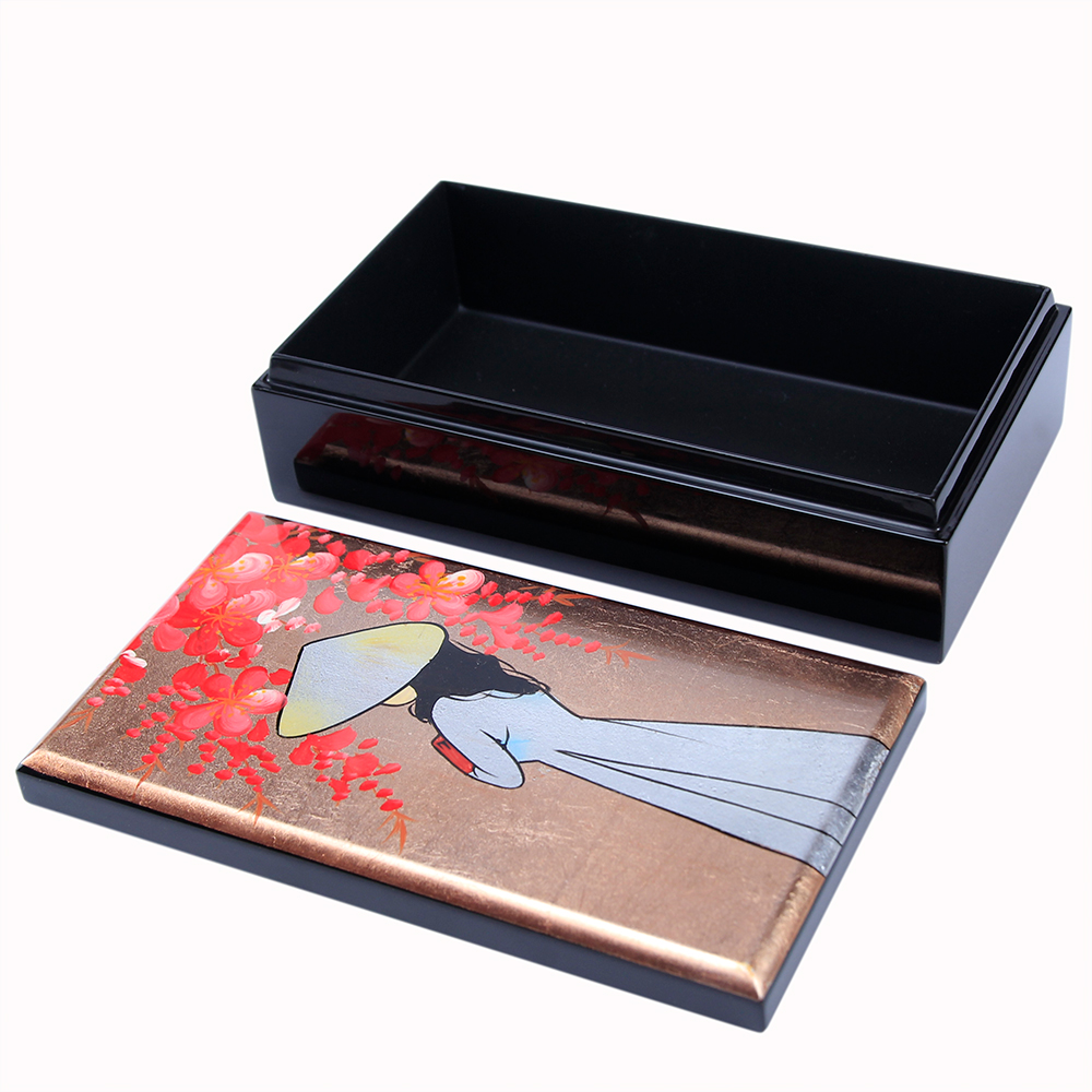 Whole sale and retail High Quality Eco-Friendly Hand Painted Competitive Price Hot Selling Multi Function Wooden Storage Box