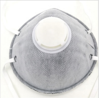 Wholesale filter mouth dust N95 face mask disposable pm 2.5 surgical pollution n95 mask anti-pollution face pm2.5 mask