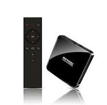 2020 vendita calda 4GB 32GB aggiornamento del firmware amlogic s905x2 <span class=keywords><strong>chromecast</strong></span> ATV androidtv android tv box digitale set top box