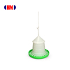 Classic Crown Plastic Gear Box Feeder With Plastic Lid