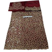 High Quality African George Wrapper Fabric