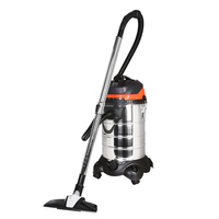 Hot Sale wet and dry pond pool water filtration vacuum cleaner with Cinderson motor/dust Central