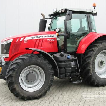 Massey Ferguson 7720 Dyna 6 Fairly Used