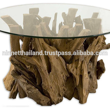 Driftwood Table Bases Buy Tulip Table Base Driftwood Granite