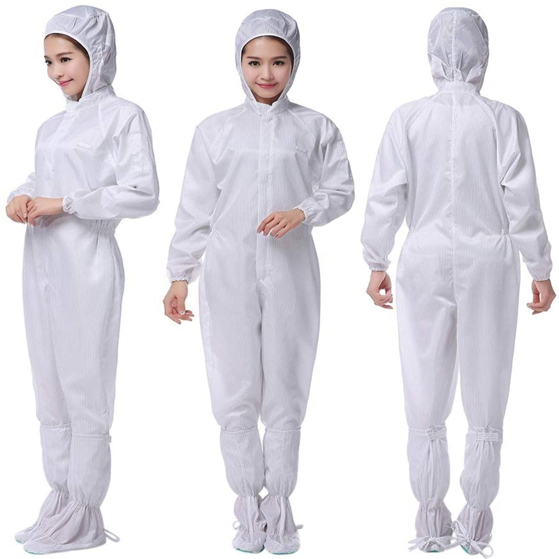 Disposable Antivirus Protect Clothes Waterproof Oil-Resistant Coverall Clothes - KingCare | KingCare.net