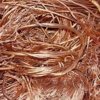 High purity of Copper Wire Scrap 99.99%