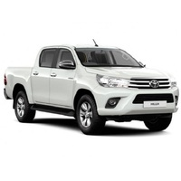 Hilux Revo Double Cape 4x4 Left Hand Drive Diesel Pickup Truck