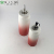Sales Gradient Red Ceramic Oil Dispenser Seasoning bottle