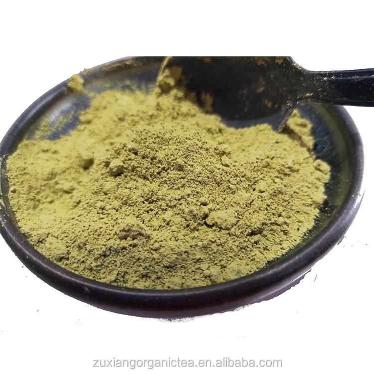 Organic matcha green tea powder factory direct supplier organic certificate - 4uTea | 4uTea.com