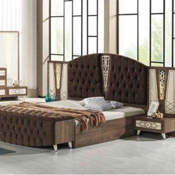 Elegant Contemporary Maria Wooden Bedroom Set Buy Luxury Modern Bedroom Sets Italian Classic Bedroom Set High Quality Best Price Cheap Bedroom Set Product On Alibaba Com