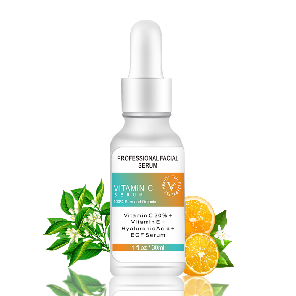 Wholesale private label skin care <strong>vitamin</strong> <strong>c</strong> hyaluronic acid <strong>serum</strong> , anti aging mesotherapy whitening <strong>serum</strong> | OEM Skin <strong>Serum</strong> 30ML