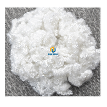 HCS siliconized hollow conjugated polyester staple (รุ่น: HCS 7Dx32/51/64)