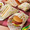 /product-detail/printed-greaseproof-baking-wax-paper-sandwich-wrapping-paper-for-bakery-hamburger-gift-packaging-62004282083.html
