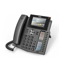 "IP-X6 4.3"" inch color display IP phone"
