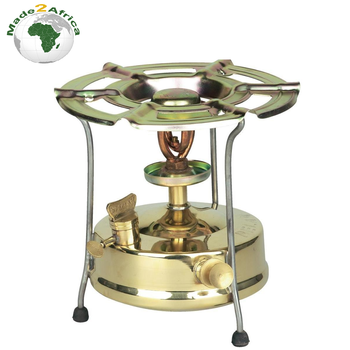 Steel Finish Kerosene Wick Stove