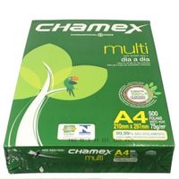 Premium A4 Printing Chamex Copy Paper High Speed Copying100ppm, Laser Thailand Manufacturer Best Price