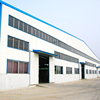High quality long steel structure prefabricated warehouse