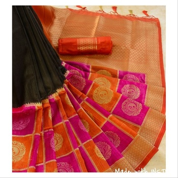 Latest traditional designer Indian party wear saree / wholesale wedding wear silk saree for women in india