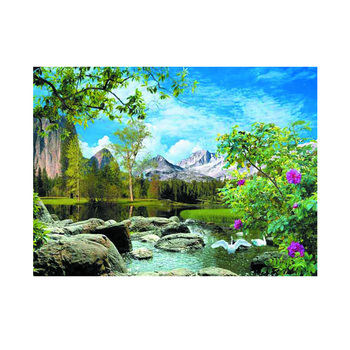 High Resolution Beautiful Scenery 3d Nature Picture - Buy 3d