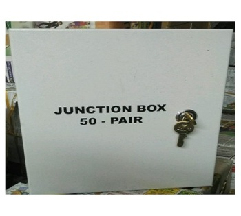 50 PAIR JUNCTION BOX