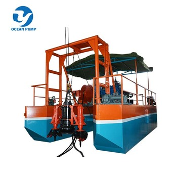 High Quality Submersible Dredging Barge for Sale In Malaysia