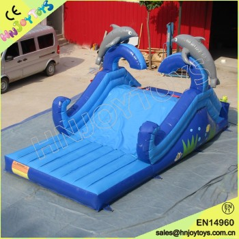 Commercial Bounce House Water Slide Combo Inflatable Bouncer Castle