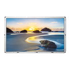 65 inch outdoor tv monitor High light 3000 nits lcd panel outdoor waterproof touch screen 4k display