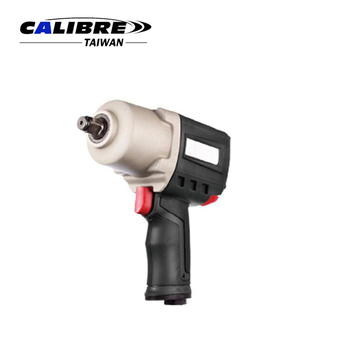 "CALIBRE Pneumatic / Air / Power Tools 1/2"" Dr Composite Twin Hammer Impact Wrench"