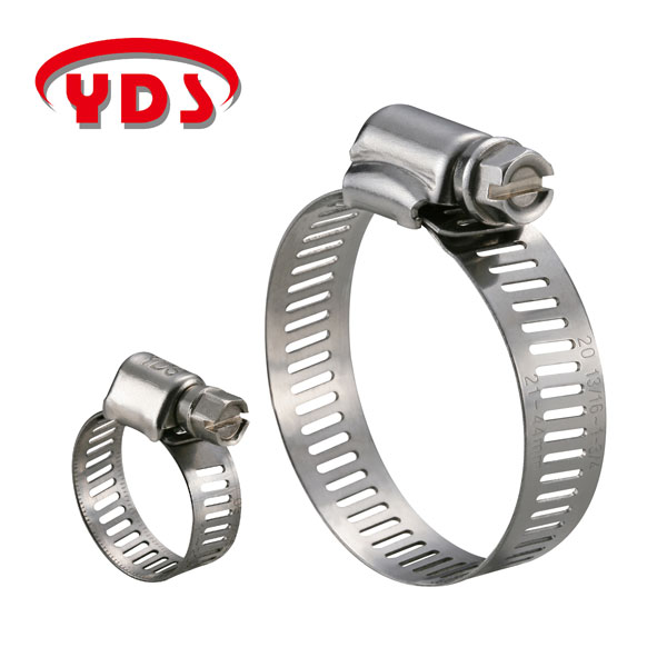 Amerikaanse Type Wormschroefklem Clamp connector Voor Dieselmotor
