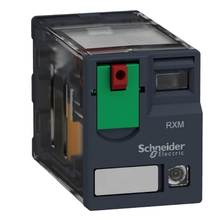 Schneider Electric Mini Plug-In Relay AC 12 dengan LED