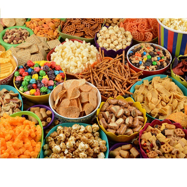 Ready to Eat Mix Flavoured Snacks