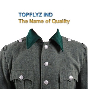 Reproduction WWII German M 36 Officer Wool Fields Military Uniforms