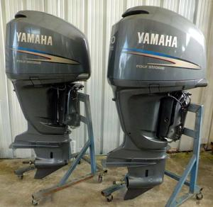 New/Used Yamaha 200HP 4-stroke outboard motor/ Yamaha 200HP four stroke  outboard engine