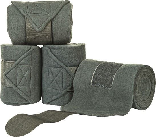 Grey Polar Fleece Bandages Set van 4 INDIA verkoop