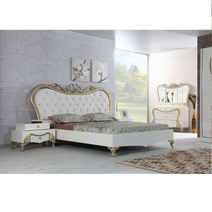 Beau Classic Antique High Quality Competitive Price Turkish Bedroom Sets For 2019