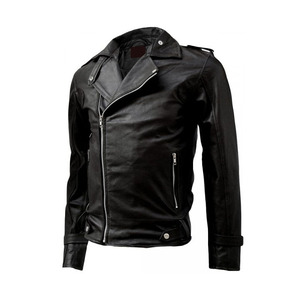 High Quality Latest Fashion Best Selling Leather Mens Jackets custom Designs