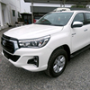 Hilux Revo Double Cab 4x4 2.8g Manual With Bed Liner