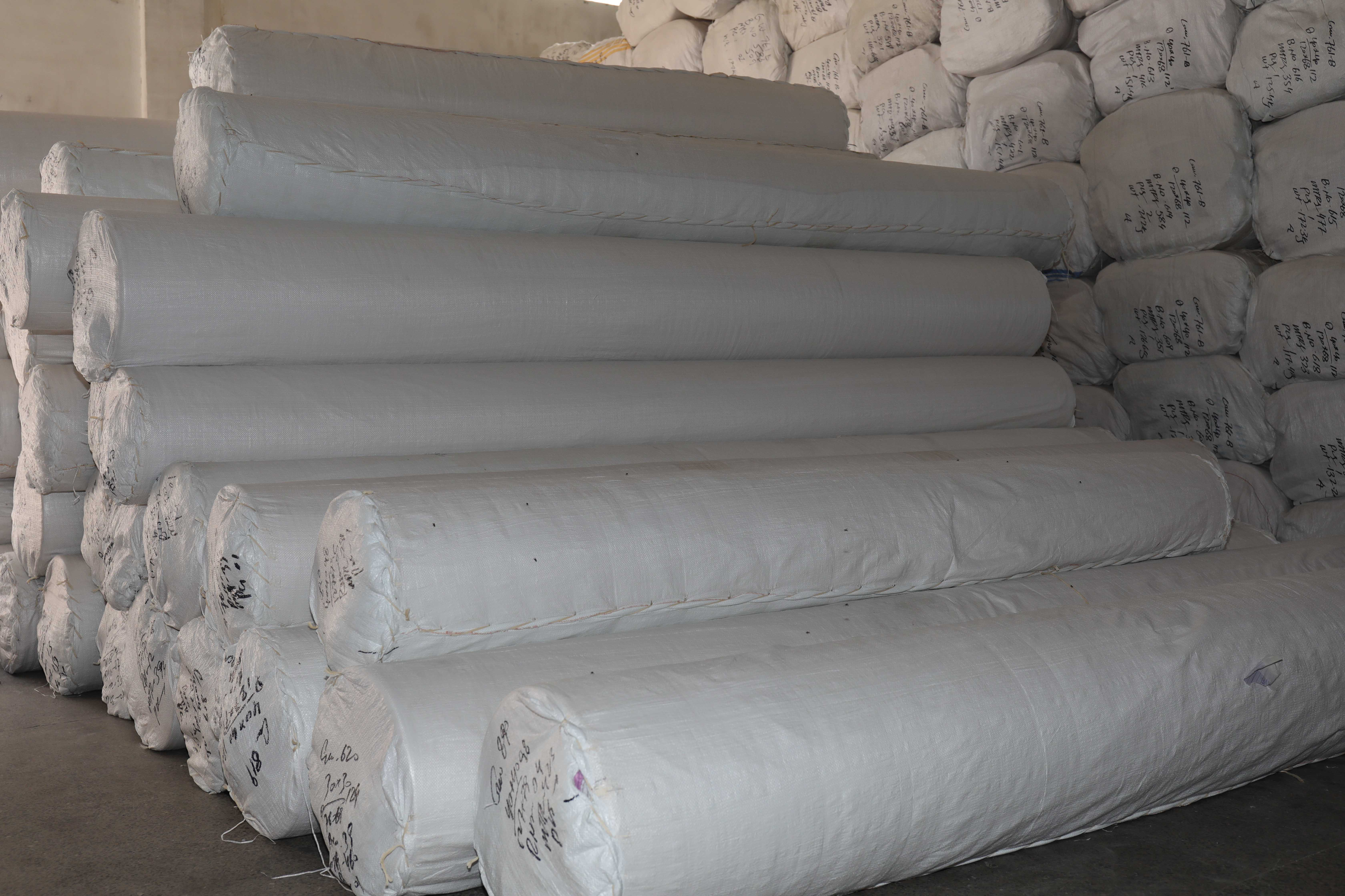 Greige/Grey Fabric for Bedsheeting T144, T200, T300 in 100% Cotton, Polycotton 50/50, CVC 60/40 and 80/20