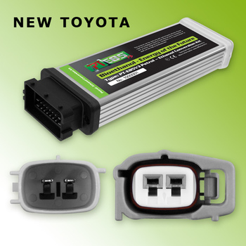 PT E85 - Ethanol Conversion Kit - New Toyota - Converter ECU with F Cable for 4 cylinders - any mix of bioethanol & petrol