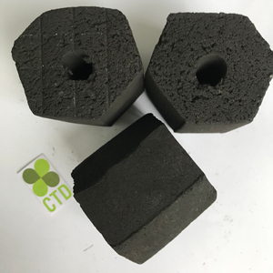 COCONUT CHARCOAL / 100% COCONUT SHELL / HIGH QUALITY