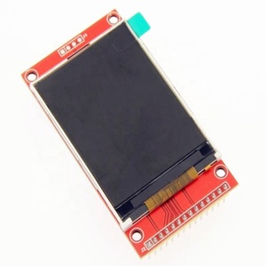 Taidacent Raspberry Pi ILI9341 3 3V 5V Ttl 320X240 4 Wires Spi 2 4 Inch  Color Tft lcd Touch Display Shield Module