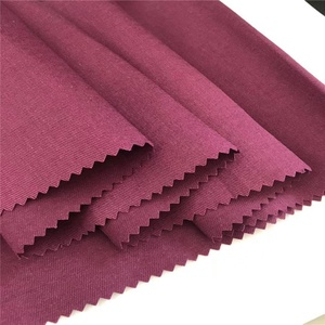 100 Times Washing 100% Cotton Twill Non Flammable Flame Retardant FR Fabric for Workwear