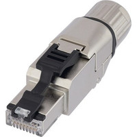 RJ45 Connector for the Ethernet Technology