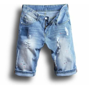 Zega Apparel Custom Jeans Shorts