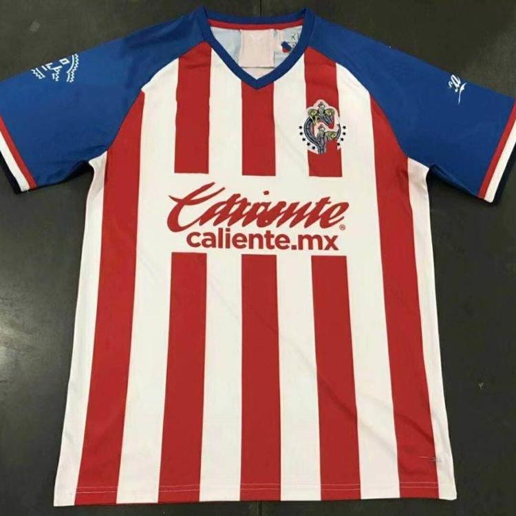 new concept ebf3e b1ff4 2019-2020 Chivas Jersey Home Soccer Jersey Guadalajara Away Mexico Jersey -  Buy Kids Soccer Jersey Kit,Thailand Soccer Kits,Custom Soccer Kits Product  ...