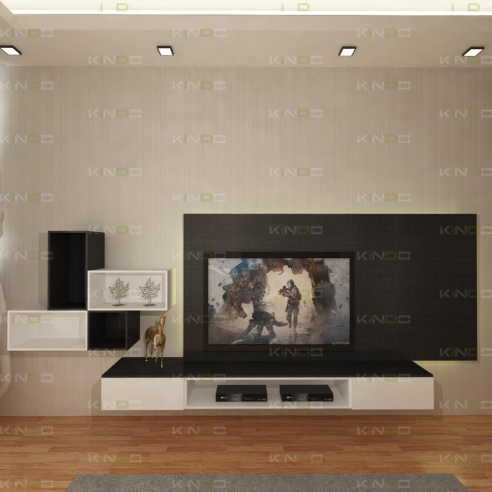 Modern Design Living Room Hanging Wall Mounted Tv Cabinet With Open Shelves  - Buy Simple Design Tv Cabinet,Tv Cabinet Design In Living Room,Tv ...