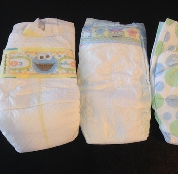 High Absorbent Baby Diaper,Soft Cotton wholesale