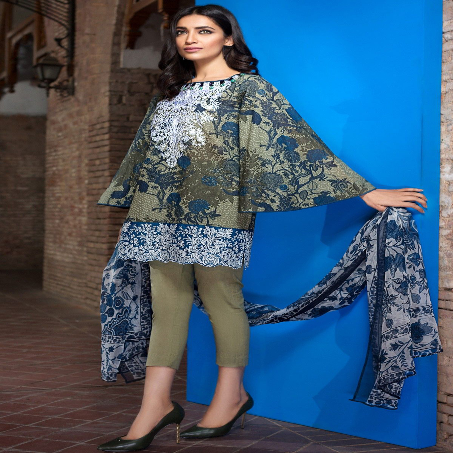 487ee6787a Pakistan Salwar Dress, Pakistan Salwar Dress Manufacturers and Suppliers on  Alibaba.com