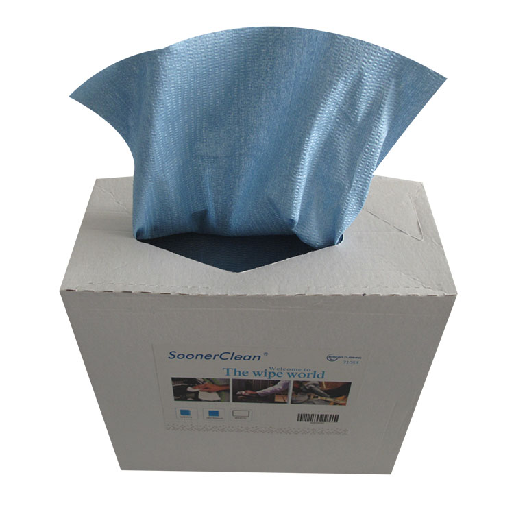 Non Woven Lint Free Car Dry Wipes